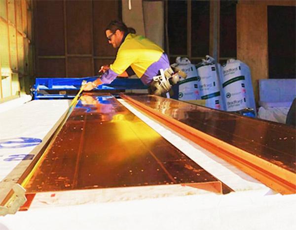 Copper-cladding-manufacture-NSW