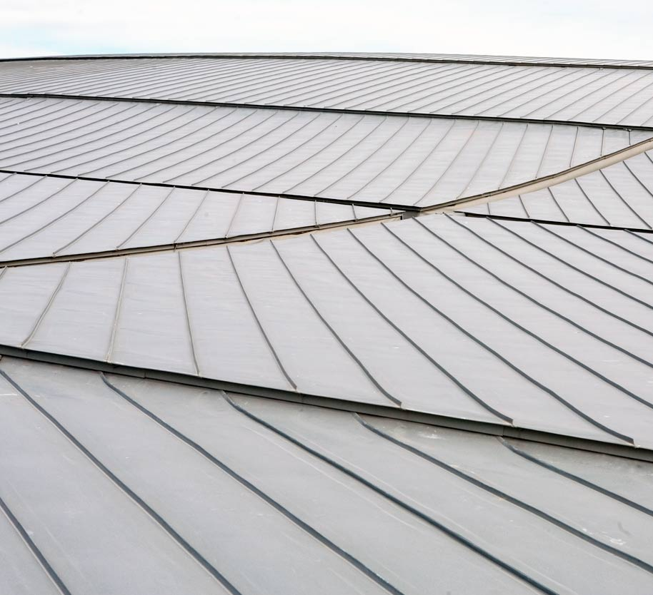 Why Use Standing Seam Cladding Architectural Roofing Building Supplies
