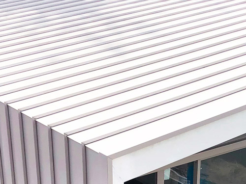 Nailstrip Cladding profile